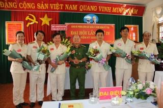 Đảng bộ phòng Cảnh sát quản lý hành chính về trật tự xã hội tổ chức thành công Đại hội lần thứ IV