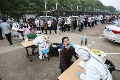 9 triệu xét nghiệm nCoV trong 10 ngày ở Vũ Hán
