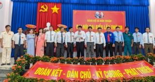 Đảng bộ xã Đôn Thuận, thị xã Trảng Bàng tổ chức Đại hội đại biểu lần thứ XII, nhiệm kỳ 2020 - 2025