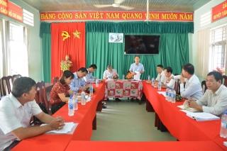 Tân Châu: Giám sát công tác quản lý thu, chi các khoản đóng góp tự nguyện, nguồn vận động xã hội hóa tại các trường học