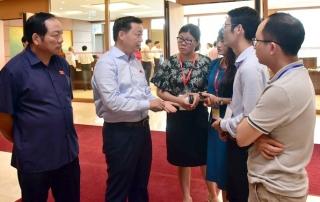 Bộ trưởng Trần Hồng Hà: Không có người nước ngoài nào sở hữu đất ở nơi nhạy cảm!