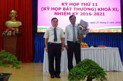 Gò Dầu có tân Chủ tịch UBND huyện