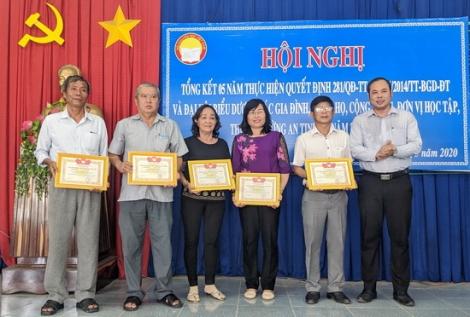 Phường An Tịnh, thị xã Trảng Bàng tổng kết 5 năm thực hiện Quyết định 281 của Thủ tướng Chính phủ