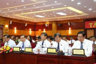 Khai mạc kỳ họp thứ 15 HĐND tỉnh khoá IX