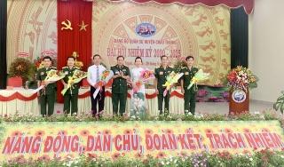 Đảng bộ Quân sự huyện Châu Thành: Đại hội nhiệm kỳ 2020-2025