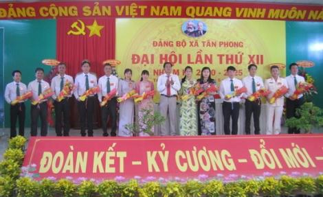 Các địa phương, đơn vị tổ chức Đại hội Đảng