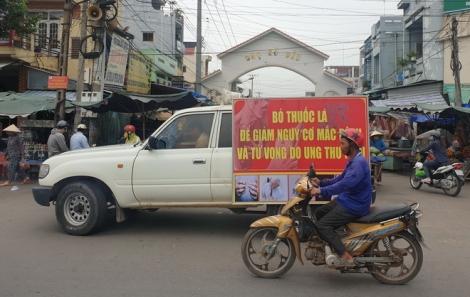 Tây Ninh hưởng ứng Ngày Thế giới không thuốc lá và Tuần lễ Quốc gia không thuốc lá
