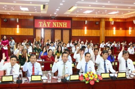 HĐND tỉnh thông qua 5 Nghị quyết và bế mạc Kỳ họp thứ 15