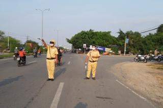 Bến Cầu: Tổng kiểm soát phương tiện giao thông cơ giới đường bộ