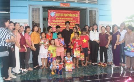 Hòa Thành: Tổ chức nhiều hoạt động cho trẻ em nhân dịp Quốc tế thiếu nhi