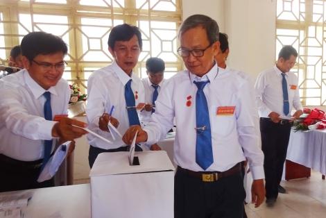 Chi bộ Phòng Văn hóa- Thông tin và Truyền thanh Gò Dầu đại hội lần thứ XI, nhiệm kỳ 2020- 2025