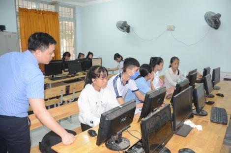 Kiểm định chất lượng giáo dục nghề nghiệp.