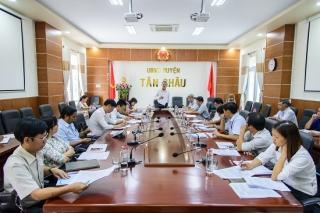 HĐND Tân Châu: Giám sát công tác quản lý thu chi các khoản đóng góp tự nguyện ở trường học