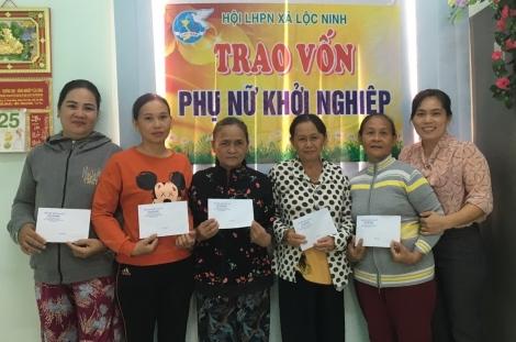 Hội LHPN xã Lộc Ninh: Nhiều hoạt động ý nghĩa vì cộng đồng