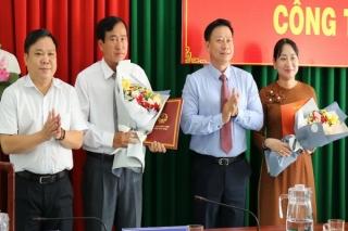 Bổ nhiệm bà Nguyễn Thị Thanh Nhàn giữ chức vụ Phó Bí thư Thường trực Huyện uỷ Gò Dầu