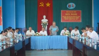 Thường trực HĐND thị xã Hòa Thành trao đổi kinh nghiệp hoạt động với cơ sở