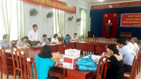TP.Tây Ninh:Giám sát việc thực hiện các chính sách hỗ trợ cho các đối tượng ảnh hưởng do dịch Covid-19