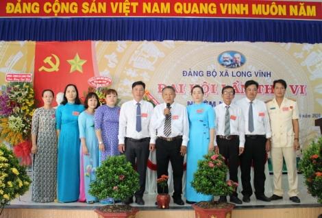 Đại hội Đảng bộ xã Long Vĩnh lần thứ VI, nhiệm kỳ 2020 - 2025