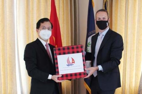 Mỹ coi Việt Nam là ưu tiên hợp tác trong chuỗi cung ứng
