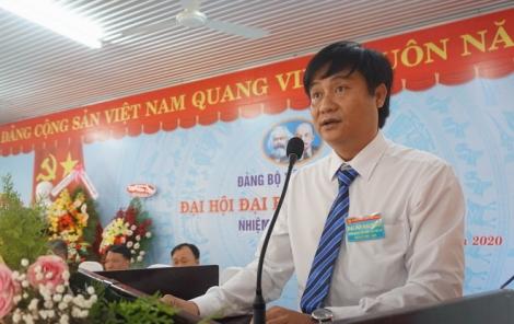 Đại hội Đại biểu Đảng bộ xã Cầu Khởi lần thứ XII, nhiệm kỳ 2020 - 2025