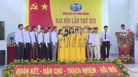 Đảng bộ xã Long Khánh, huyện Bến Cầu tổ chức thành công đại hội nhiệm kỳ 2020-2025