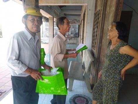 UB.MTTQ phường Gia Bình: Mít tinh hưởng ứng Ngày môi trường thế giới 5.6