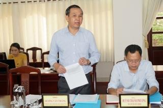 Thường trực HĐND tỉnh tổ chức Phiên họp định kỳ tháng 6.2020