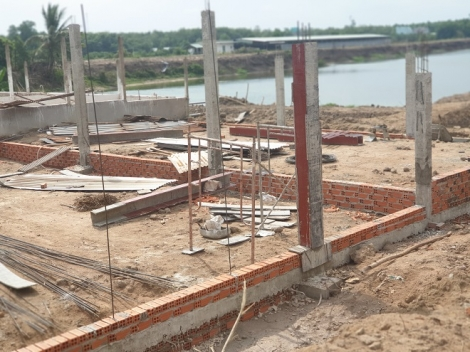 UBND huyện Dương Minh Châu sẽ cho rà soát toàn bộ các trang trại nuôi heo để đưa ra hướng xử lý