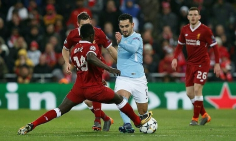 Gundogan: 'Man City thua xa Liverpool'