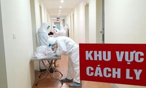 Thêm 1 ca mắc mới COVID-19 là người được cách ly ngay khi nhập cảnh, Việt Nam có 322 ca