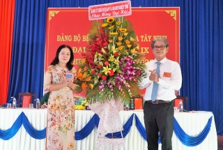 Bác sĩ Liêu Chí Hùng-Giám đốc Bệnh viện đắc cử Bí thư Đảng ủy
