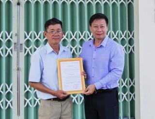 Tỉnh uỷ Tây Ninh: Bàn giao nhà cho đảng viên tại Tân Châu