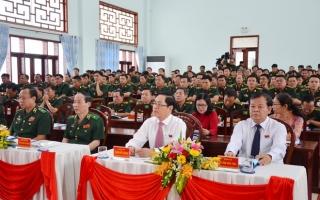 Khai mạc đại hội Đảng bộ BĐBP tỉnh lần thứ XIII, nhiệm kỳ 2020-2025