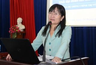 Liên đoàn lao động tỉnh triển khai chủ đề học tập và làm theo tư tưởng, đạo đức, phong cách Hồ Chí Minh năm 2020