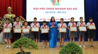 Các địa phương tổ chức Đại hội Cháu ngoan Bác Hồ năm 2020
