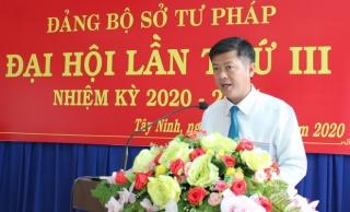 Tổ chức Đại hội lần thứ III, nhiệm kỳ 2020-2025