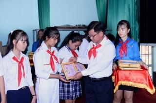 Huyện Dương Minh Châu: Hoàn thành Đại hội Cháu ngoan Bác Hồ lần thứ XII