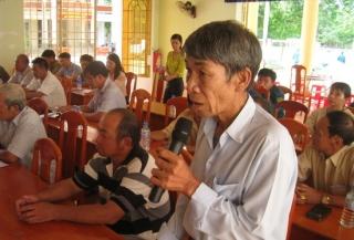 Đại biểu HĐND tỉnh, huyện tiếp tục tiếp xúc cử tri Tân Biên, Gò Dầu, Trảng Bàng và Hòa Thành