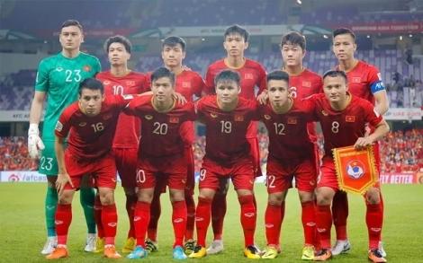 Đội tuyển Việt Nam giữ vững vị trí số một Đông Nam Á