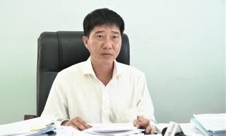 Ông Trần Quang Hùng được bổ nhiệm làm Giám đốc Công ty TNHH MTV Khai thác thủy lợi Dầu Tiếng-Phước Hòa