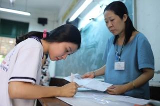 Thí sinh đăng ký thi tốt nghiệp THPT từ ngày mai