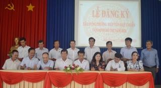 Phường Hiệp Tân: Đăng ký xây dựng phường đạt chuẩn văn minh đô thị 2020