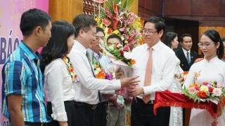 Báo Tây Ninh góp phần tạo sự đồng thuận trong xã hội và đồng hành với quá trình đổi mới của tỉnh