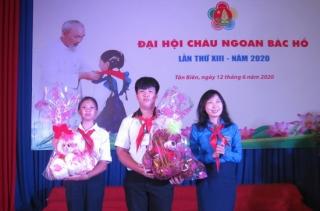 Tân Biên: Đại hội Cháu ngoan Bác Hồ lần thứ XIII năm 2020