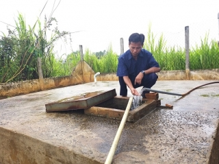 Nâng cao chất lượng cấp nước tại các trạm cấp nước ở nông thôn