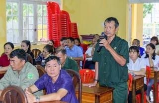 Đại biểu HĐND tiếp xúc cử tri Thị trấn Tân Châu và xã Tân Hiệp