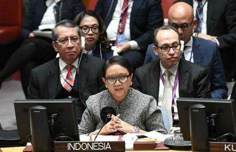 Indonesia phản đối 'quyền lịch sử' của Trung Quốc ở Biển Đông