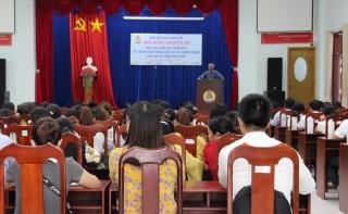 Tổ chức nói chuyện chuyên đề về Ngày Gia đình Việt Nam