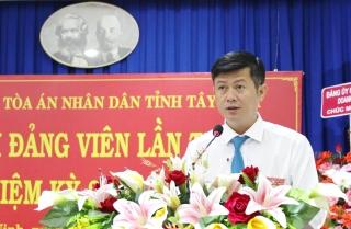 Tổ chức Đại hội Đảng lần thứ VII, nhiệm kỳ 2020 - 2025