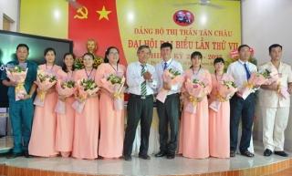 Tân Châu, Tân Biên, Gò Dầu: Tiếp tục tổ chức Đại hội các chi, đảng bộ cơ sở